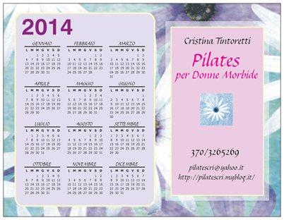 calendari magnetici 2014